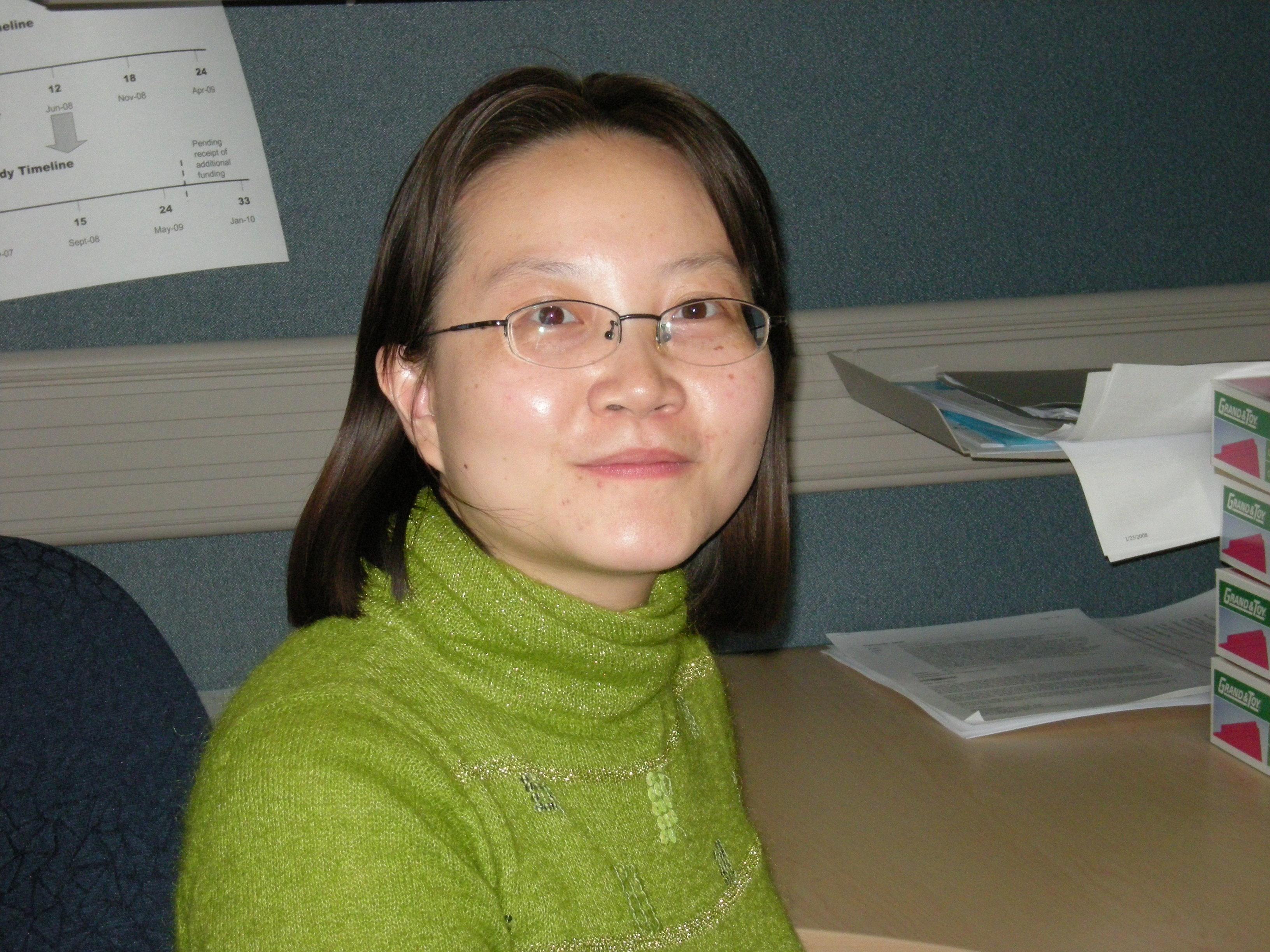 Xuran Jiang